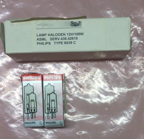 LAMP HALOGEN 12V100W